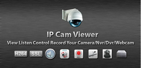 IP Cam Viewer or Wireless Camera Viewer