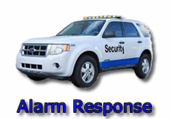 Alarm Response and Security Patrols