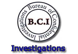 Private Investigations and Information Services